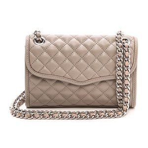 REBECCA MIKOFF Quilted Mini Affair Convertible Bag